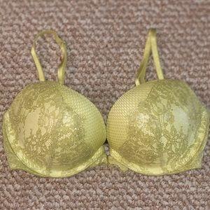 Victoria secret push up bra